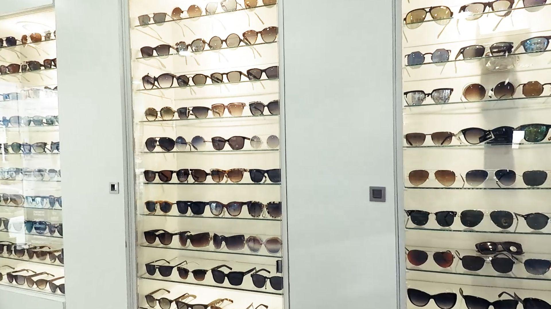 Todas las gafas del mundo