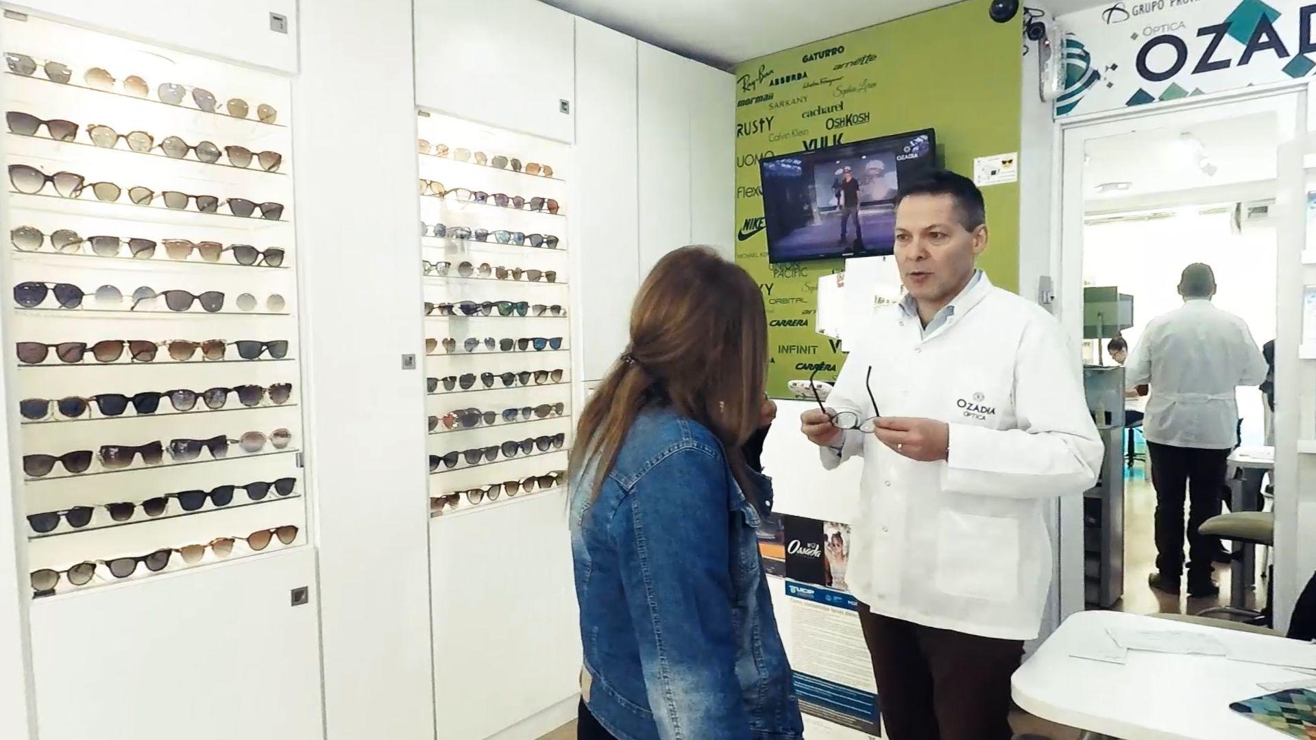 Optico  y Contactologo